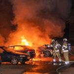 CDA uit zorgen over autobranden